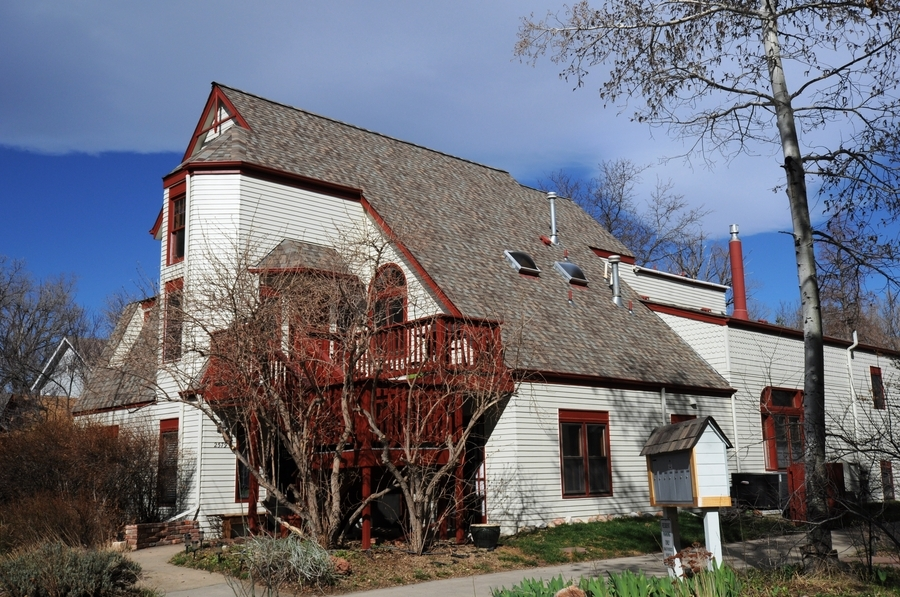 2583 Mapleton Ave., Boulder, Colorado  80304